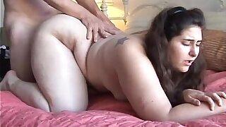 Beautiful big tits BBW loves to fuck