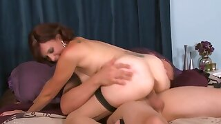 YOUNG MEAT FOR HORNY GRANNY#11 -BsR