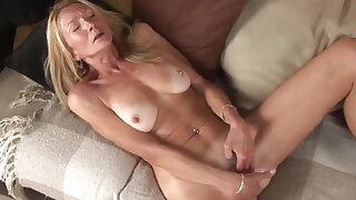 Hot Skinny Granny Pam Fun With Pussy And Oil by Dracarys69