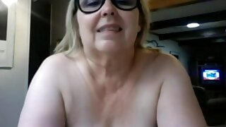 Granny on the webcam