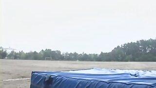 Nudist Athletic Sports