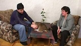 Russian 50+ home mistress-2