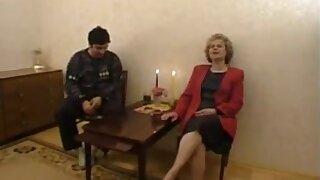 Russian Granny And Boy