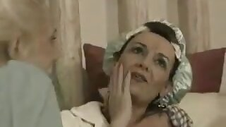 Naughty mature mom seduce son s friends