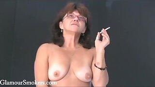 Grannies also like smoking