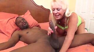 granny needs big black cock