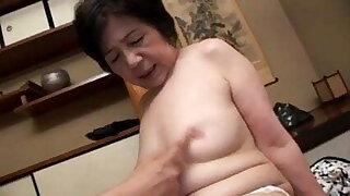 Japanese Granny-Toshiko Sakamoto(part2)