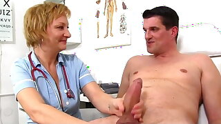 THE PERVERT MATURE DOCTOR #2 -B$R