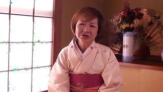 Japanese Grandmother 7