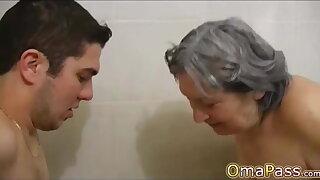 OmaPasS Homemade Granny Video Footage Compilation