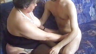 Mother asks me to lick her tits..
